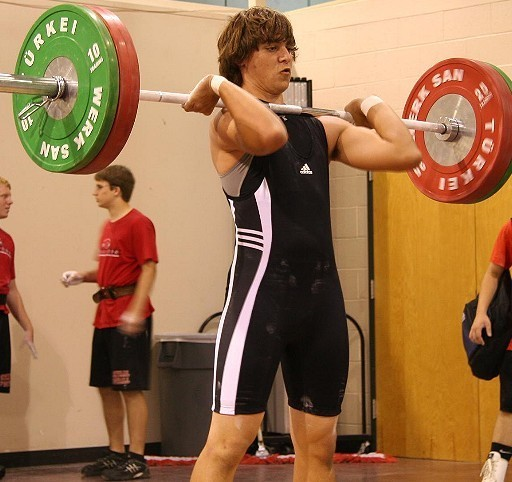 Pushing it to the limit prep lifters aim for title in
