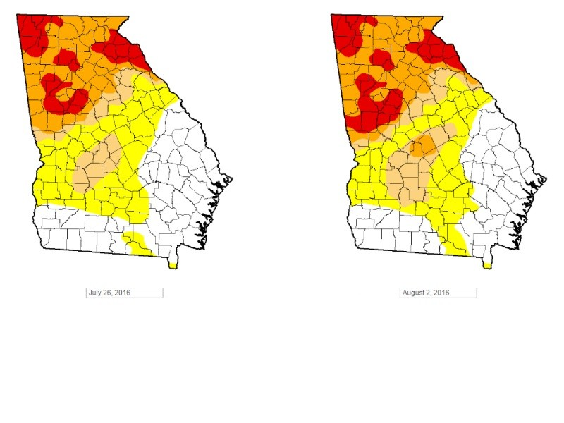 Drought conditions persist, little change from last wee... | AccessWDUN.com